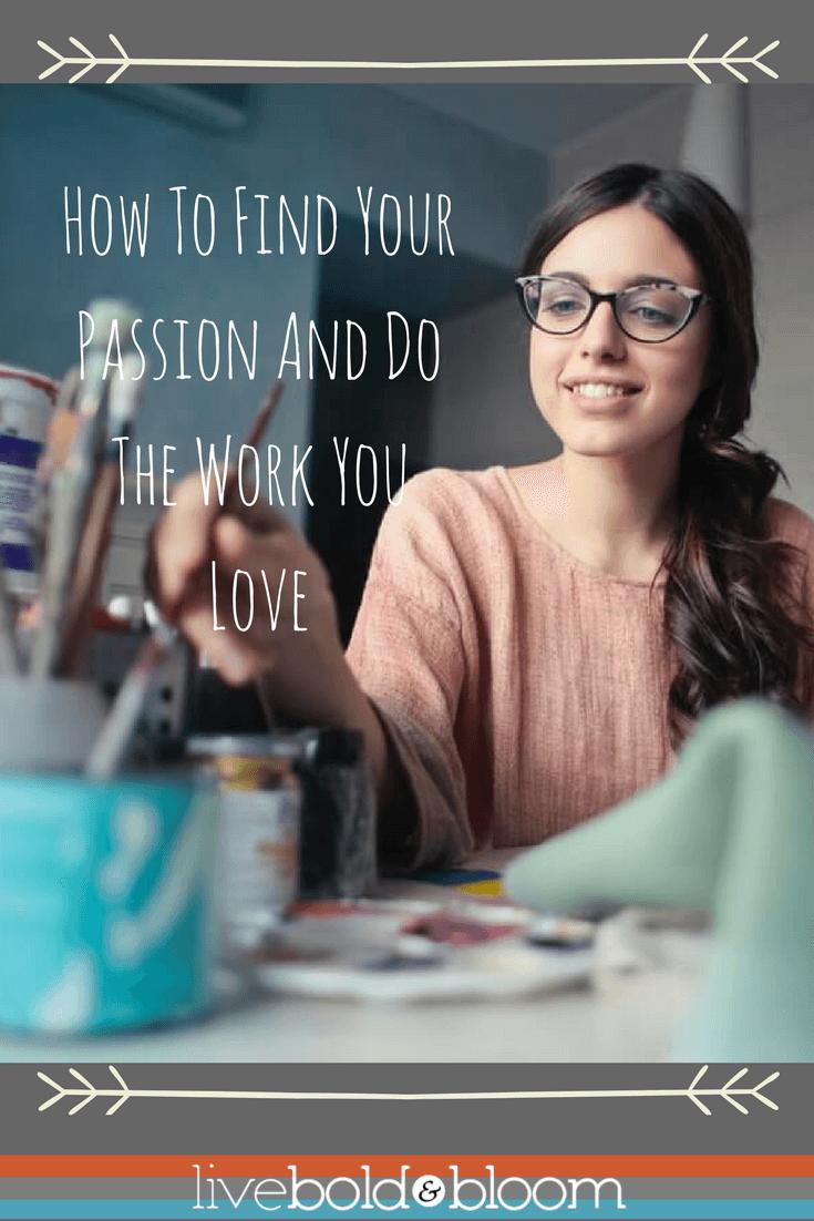 Femme Peinture Comment Trouver Votre Passion
