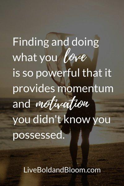 femme heureuse, comment trouver la passion de votre vie