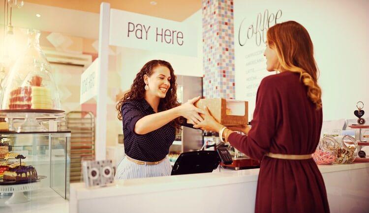 femme entreprenuer coffee shop comment trouver la passion