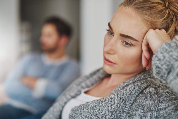 un couple en colère comment faire taire un narcissique