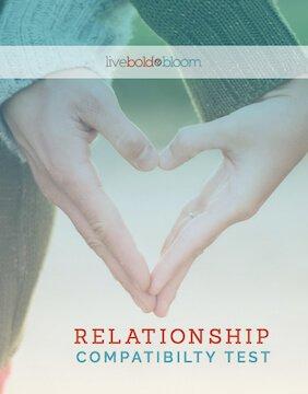 couverture graphique du test de compatibilité relationnelle