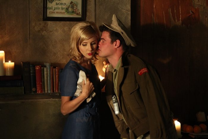 femme évitant le baiser de l'homme quand mettre fin à une relation