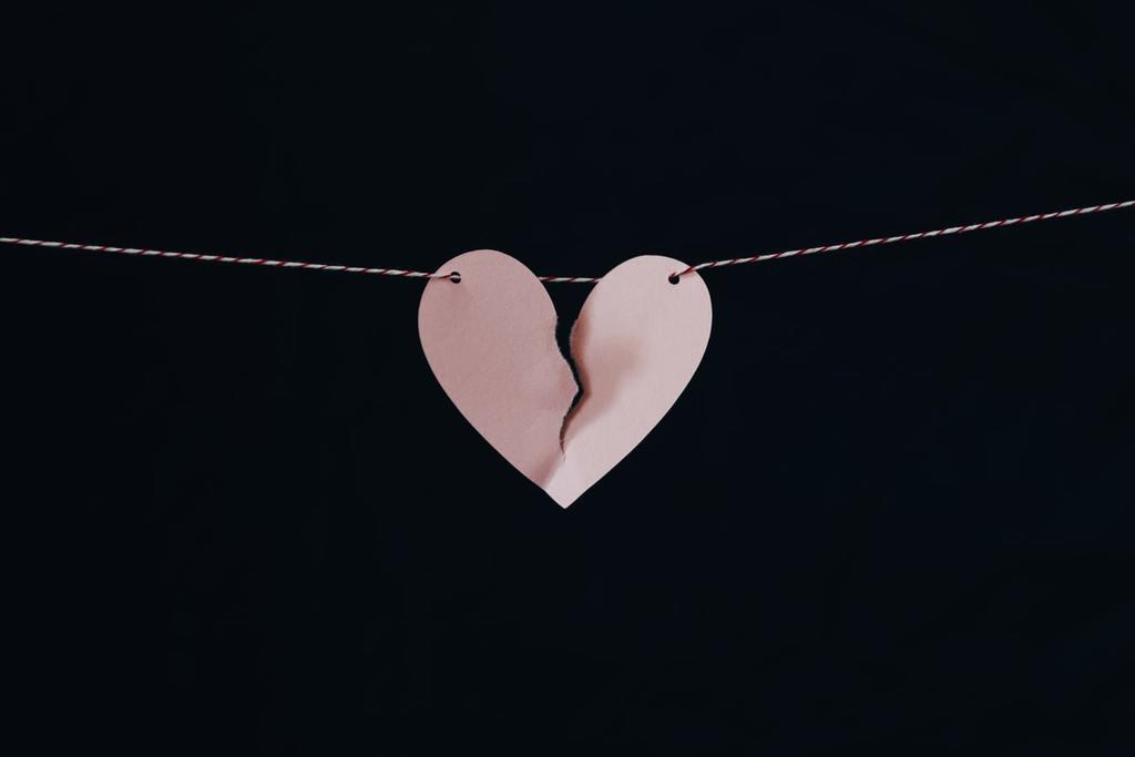 l'audition cassée sur une corde quand mettre fin à une relation