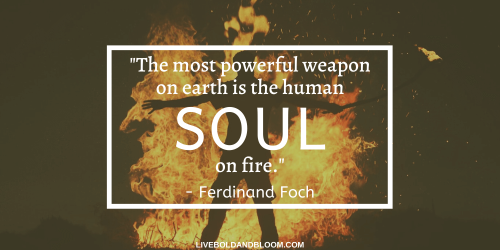 une citation de Ferdinand Foch