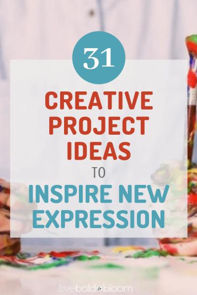 Que vous soyez en période de sécheresse créative ou que vous cherchiez de nouvelles façons d'exprimer votre génie créatif, vous apprécierez la liste que nous avons préparée pour cet article. Après tout, qu'est-ce que cela peut faire de mal de découvrir des idées de projets créatifs qui pourraient enrichir votre vie et celle des autres ? Ou peut-être que ce que vous apprenez d'un projet se traduira par de nouvelles idées pour un autre. #souciance #créativité #intelligence #inspiration #passion
