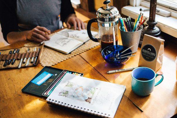 Idées de projets créatifs