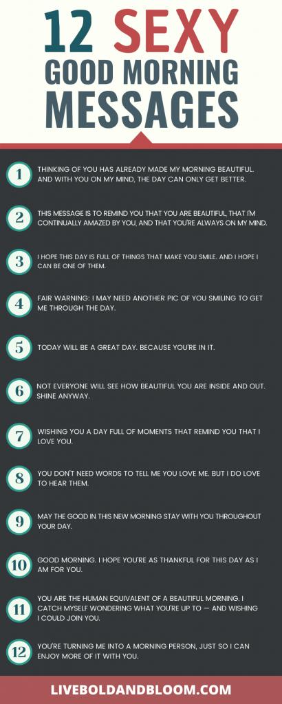 Utilisez cette liste de messages de bonjour motivants et inspirants pour partager une pensée affectueuse. Surprenez-le avec un SMS ou une note manuscrite du matin.