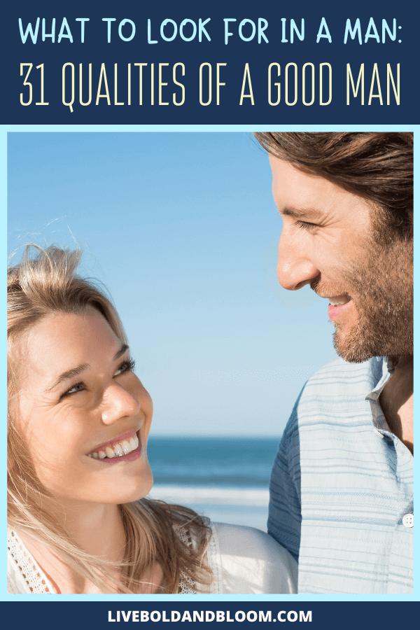 Rencontrer et trouver l'amour à long terme implique une certaine prévoyance.  Avec quelque chose d'aussi important que les rencontres et le mariage, vous voulez savoir ce que vous appréciez chez un partenaire.