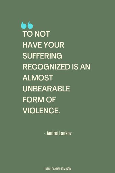 Citation d'abus émotionnel par Andrei Lankov