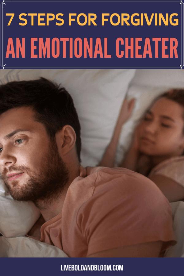 Vous voulez sauver votre relation mais vous ne savez pas comment ou par où commencer pour pardonner à un tricheur émotionnel.  Lisez cet article pour connaître les 7 étapes essentielles pour pardonner au partenaire infidèle.
