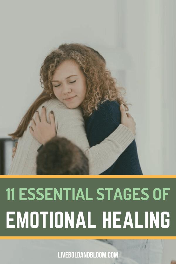 Quelles sont les étapes essentielles de la guérison émotionnelle?  Lisez cet article pour des connaissances supplémentaires et pour savoir quelles mesures vous devez prendre pour votre guérison et votre amélioration.